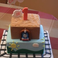 Thomas The Train Thomas the train cake