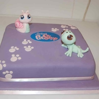 Littlest Pet Shop   Littlest Pet Shop birthday Cake