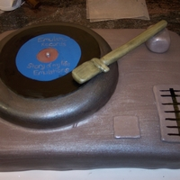 Turn Table Cake