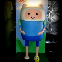 Finn, From Adventure Time
