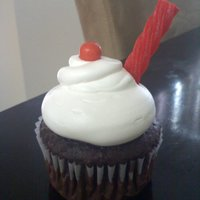 Soda Pop Cupcakes Best of both world's...candy & cupcakes.