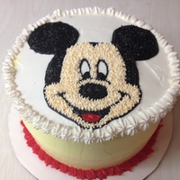 Mickey Mouse Cakejpg