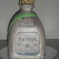 Patron Dominican.. Cake with guava filling covered in MMFondant, edible image, rice krispies neck and top thank u everyone here on CC for the...