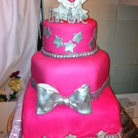 Barbie Birthday Cake Nicki Minaj inspired Barbie Star Cake