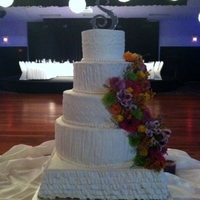 5 Tier Wedding