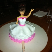 Barbie Ballerina Barbie Ballerina