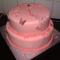 Cake For Nieces 1St Birthday