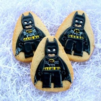 Lego Batman Cookies   Lego batman cookies