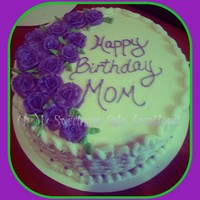 Birthday Cake For Mom