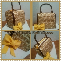 Michael Kors Cake Purse