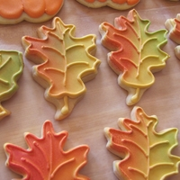Autumn Cookie Assortment