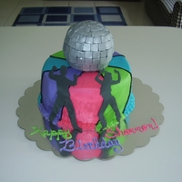 Disco! This was really fun and not too time consuming!
