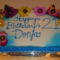 Donja's 21St Birthday!