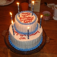Dad & Jim's Birthday!