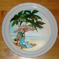 Beach Scene Cookie 2Jpg
