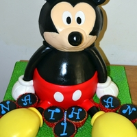 3D Mickey Mouse