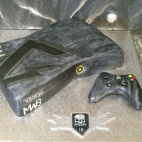 Xbox Mw3 the limited edition COD MW3 xbox with hand set, all cake with jam and cream!!
