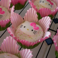 Hello Kitty Cupcakes Hello Kitty Cupcakes