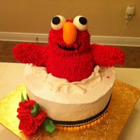 1320751410.jpg   Elmo Birthday Cake.