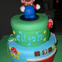 Super Mario 100% edible :)