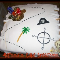 Treasure Map   Pirate party Treasure Chest Map...TFL