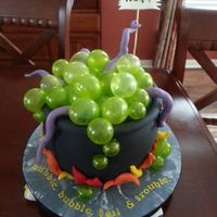 Cauldron Cake *