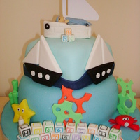 Little Seaman Cake