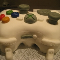 X-Box Handset For my boys 5th birthday.