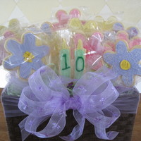 Makayla's 10Th Birthday Cookies
