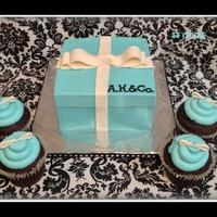 A.k. & Co Tiffany Cake