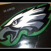 Philadelphia Eagles Grooms Cake Philadelphia Eagles Groom's Cake