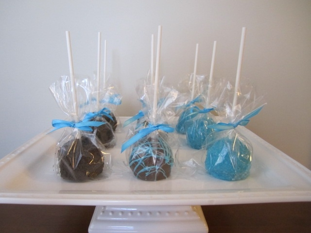 Cake Pops Done For A Baby Shower In Red Velvet Also Did Cake Amp Cupcakes Cake pops done for a baby shower in red velvet. Also did cake & cupcakes.