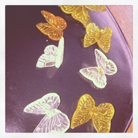 Sugar Butterflies