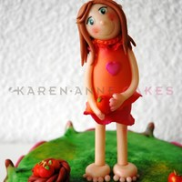 Lovely Creature They Are Called Kruimeldiefjes After The Dutch Cake Decorating Book By The Same Name I Had So Much Fun Trying To Make Th Lovely creature, they are called Kruimeldiefjes. After the Dutch Cake Decorating Book by the same name. I had so much fun trying to make...