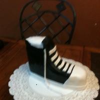 Shoe Cake   shoes