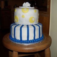 Miscellaneous Round Fondant Just playing around with left-over fondant.