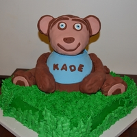 Monkey Monkey, baby shower