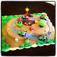 Mario Kart Theme Birthday