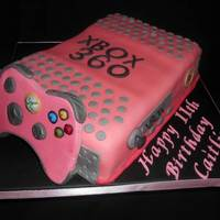 Pink Xbox