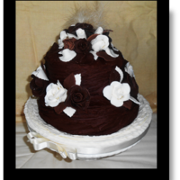 Wedding Cake With Rosespng