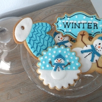 Winter Cookie's