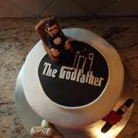 Godfather Cake