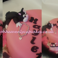 Poledancing Cats For a lady that loves her cats , has a pole , loves dressing up and pink :0)