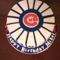 Cubs Birthday Cake Cubs cake