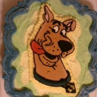 Scooby-Doo Scooby-Doo pull apart cupcakes