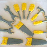 Tools   NFSC w/ glace icing