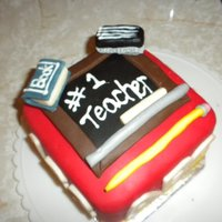 Cake For Teacher