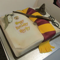 Harry Potter Book. Harry Potter Book. All parts 100% edible.