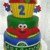 Arianna's Elmo Cake Thanks for looking!
