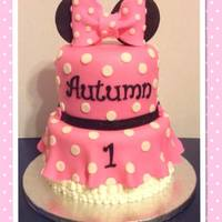 Minnie Mouse 1St Birthday   Minnie Mouse 1st Birthday